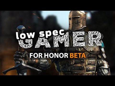 Increasing performance in For Honor