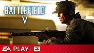 Battlefield V Iwo Jima Reveal & Chapter 4 Full Presentation   EA Play E3 2019