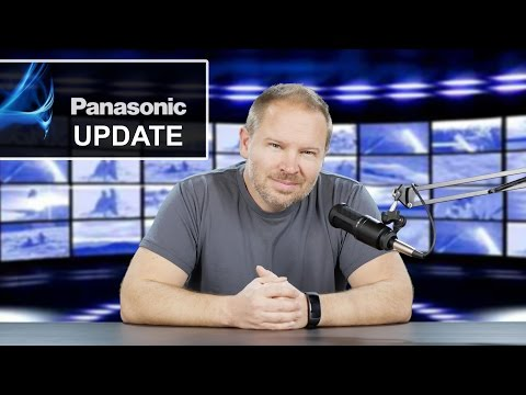 Panasonic UPDATE on Camera Division Restructuring