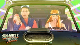 Download Video Car Chase | Gravity Falls | Disney Channel MP3 3GP MP4