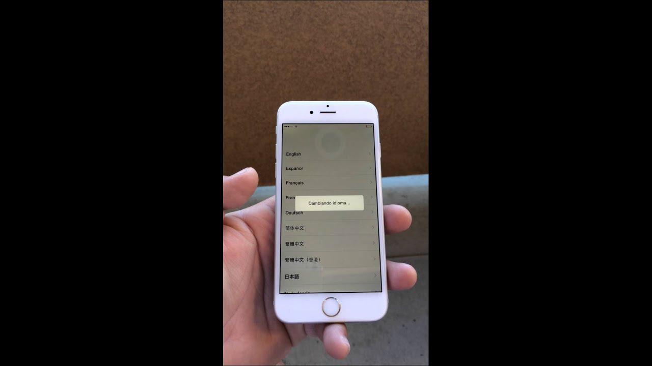 donde desbloquean iphone 6