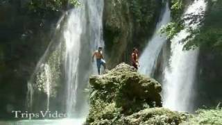 Philippines Kabankalan Mag-Aso Falls By Tricycle Ride