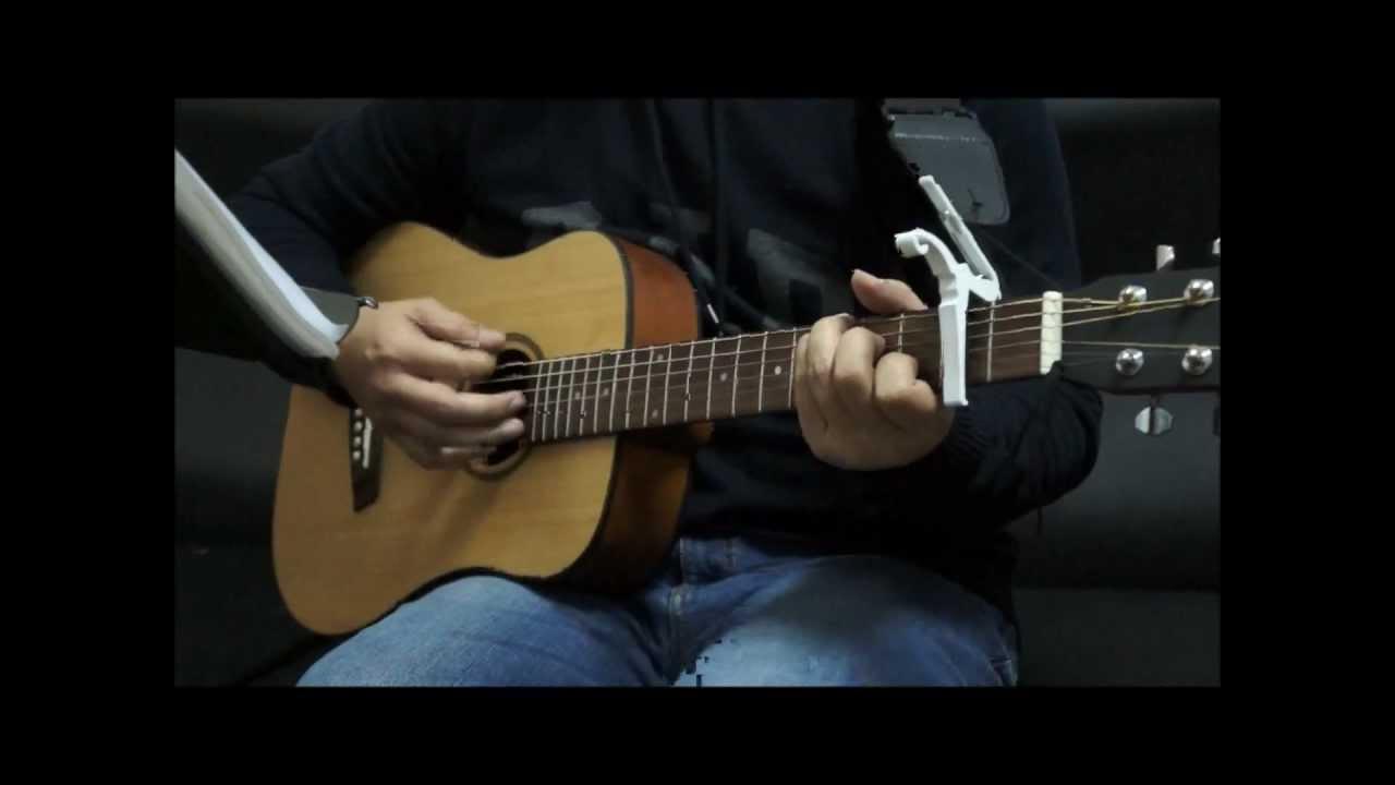 練習-吉他頌讚-約書亞樂團-你真好.wmv - YouTube