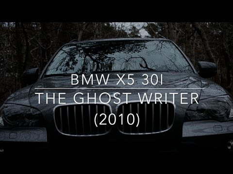 BMW X5 from The Ghost Writer (2010)