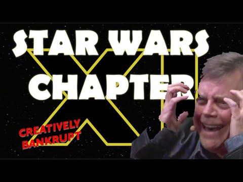 DISNEY STAR WARS: CREATIVELY BANKRUPT?!