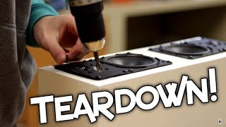 DIY BLUETOOTH SPEAKER TEARDOWN