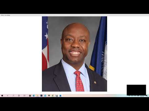 Tim Scott Is A Joke