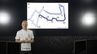 Singapore F1 Circuit Guide with Valtteri Bottas & PETRONAS