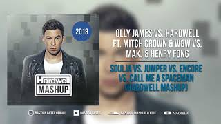Download Soulja vs. Jumper vs. Encore vs. Call Me A Spaceman (Hardwell Mashup) [RE-Edit] MP3 song and Music Video