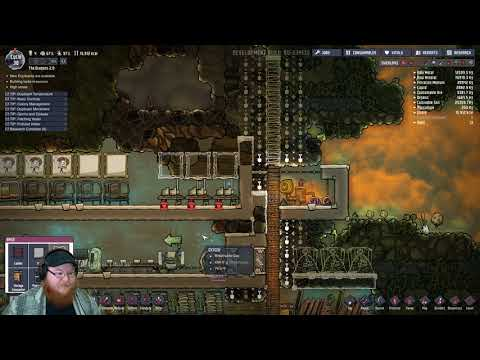 Oxygen Not Included | Getting the BioDistiller and Water Pur