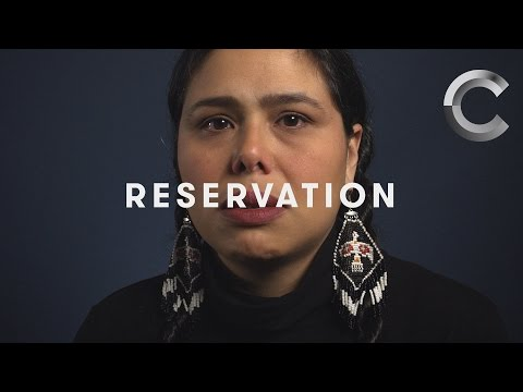 Reservation | Native Americans | One Word