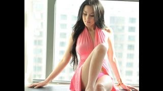 Hottest Chinese model alive Zhang Xinyu