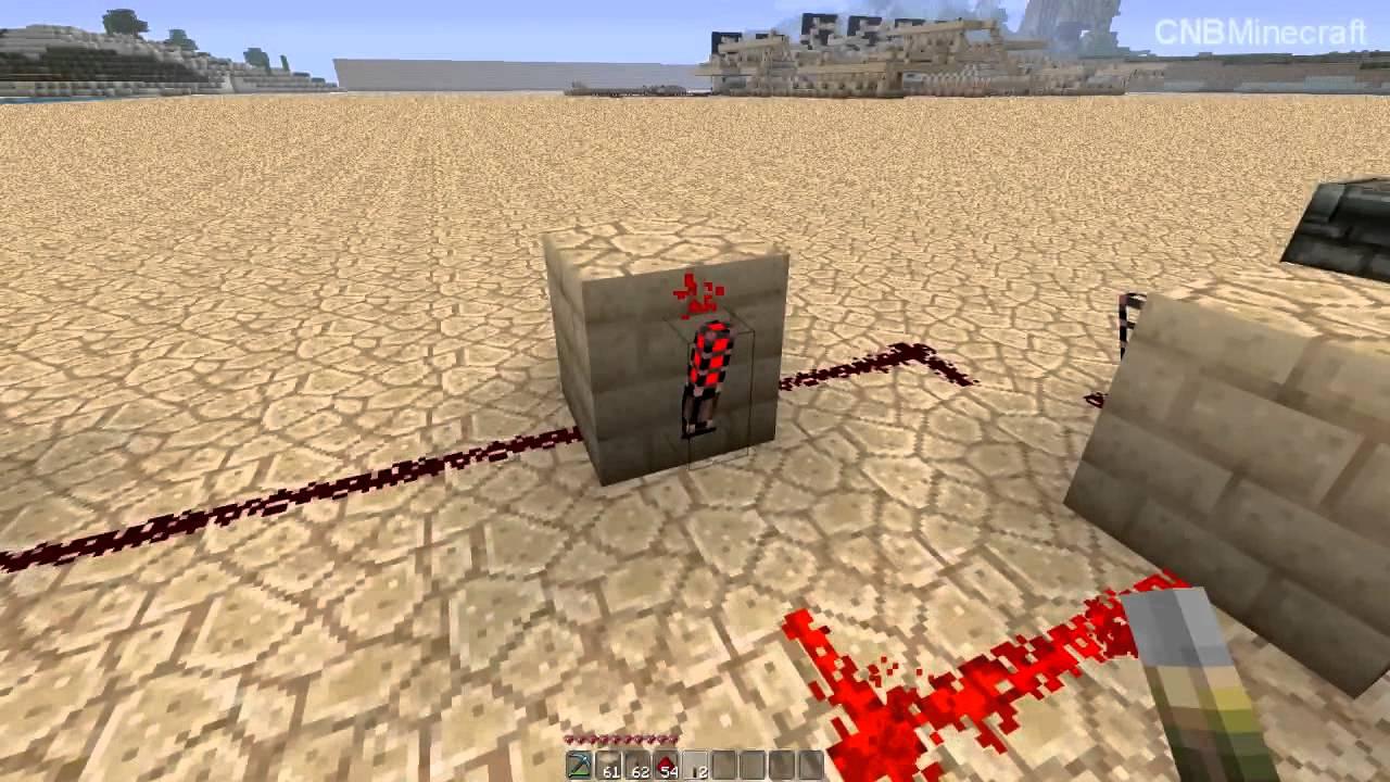basic logic gates part1 minecraft redstone tutorial youtube rh youtube com Redstone Repeater Recipe Minecraft Redstone Block