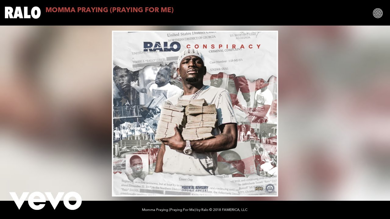 Ralo - Momma Praying (Praying For Me) [Official Audio]