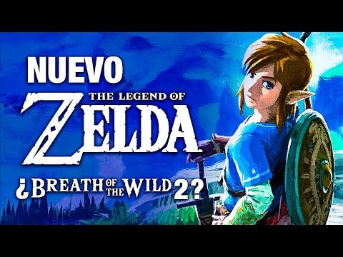 CONFIRMADO NUEVO THE LEGEND OF ZELDA CON LOS CREADORES DE XENOBLADE!! ¿BREATH OF THE WILD 2? Opinión