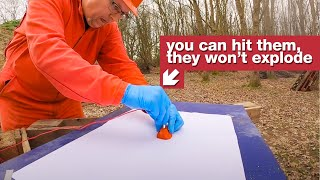 The Difference Between High Explosives and Low Explosives