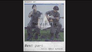Best Part - Daniel Caesar & H.E.R (Acoustic Cover By 더 어쿠스틱)