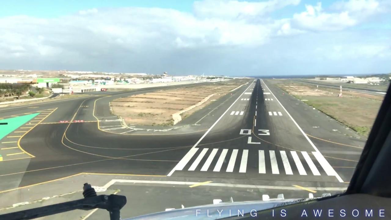 Flughafen Las Palmas Ankunft Heute