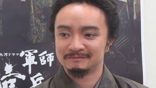 濱田岳さん演じる栗山善助が官兵衛のために建立した円清寺。今夜は濱田...