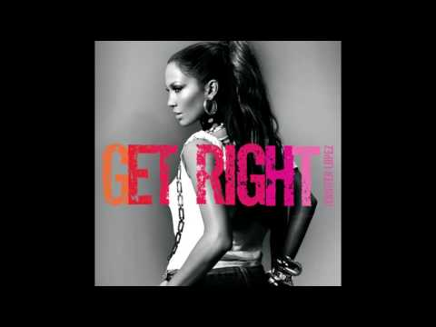 Jennifer Lopez - Get Right (Instrumental) (Original)