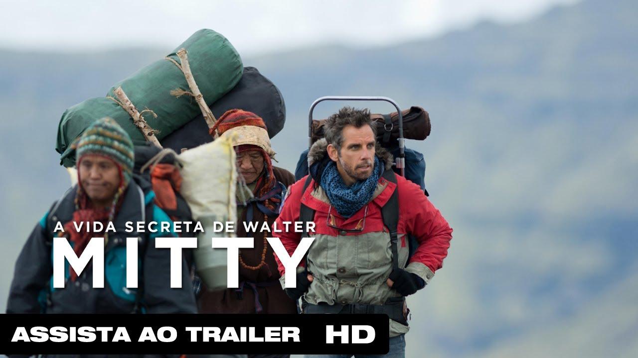 A Vida Secreta de Walter Mitty | Trailer Legendado | 2013