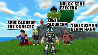 49. IN SUPERHEROISM. DAY ROBOT ARMY GATHERS / Roblox Deutsch / MadCity Rollenspiel