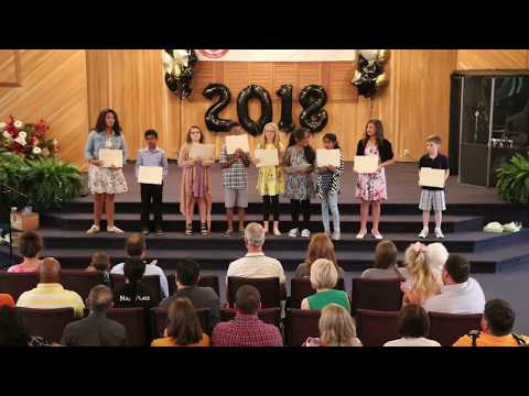 2018 HCA Elementary School Awards ~ Brunswick, GA  5