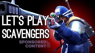 Scavengers Gameplay: Ellen, Luke & Mike Loot the Ice Age! (Sponsored Content)