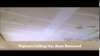 Popcorn Ceiling Removal Bronte TX, Popcorn Removal Bronte
