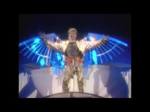 David Bowie - Glass Spider Tour 1987 (HQ audio)
