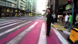 De bike em Niterói - Missão Impossível II