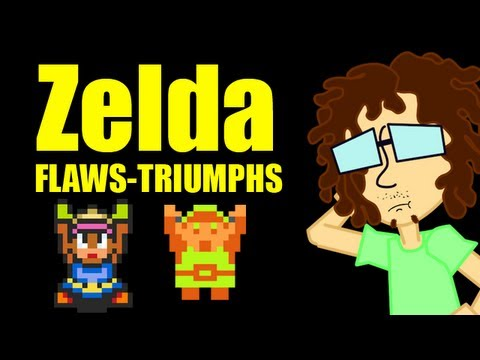DNSQ: Zelda, The Flaws and Triumphs of a Franchise