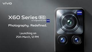 #vivoX60Series | Watch The Live Launch