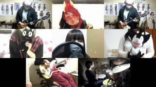 [HD]Kemono Friends OP [Youkoso Japari Park e] Band cover