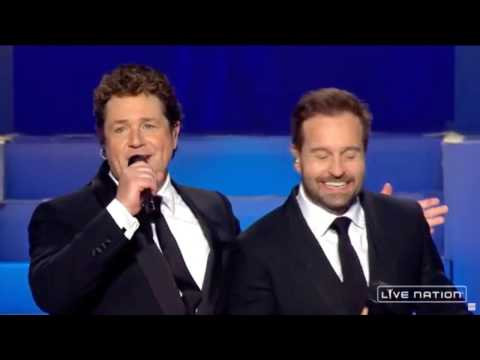 "09 - LIVE NATION: Michael Ball & Alfie Boe ""Swinging"" . . ."