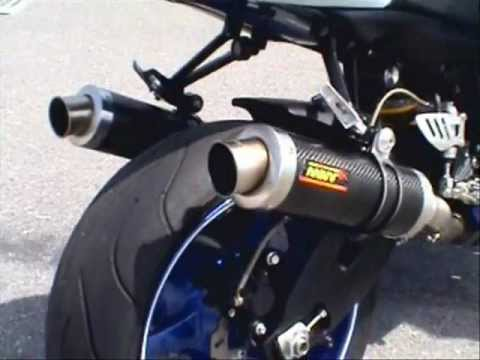 gsxr 1000 k8 mivv gp carbon exhaust y arrow midpipe. Black Bedroom Furniture Sets. Home Design Ideas