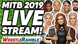 WWE Money In The Bank 2019 LIVE REACTIONS! | WrestleTalk