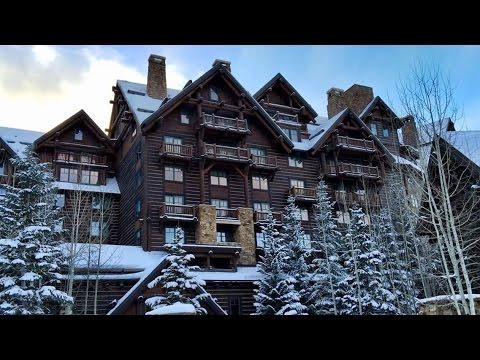Four Seasons Resort Vail Colorado, Ritz Carlton Bachelor Gulch and Westin Riverfront  Hotel Review