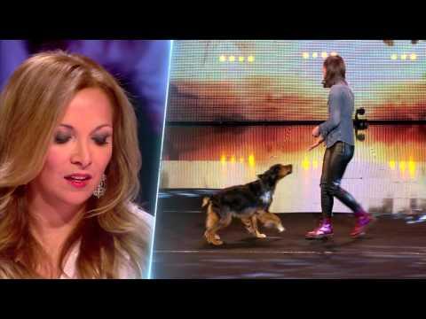 Juliette and Charlie - France's Got Talent - Semi-Final - Week 4