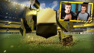 FIFA 17 PACK OPENING: OMG 2x INFORMS!!