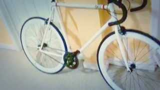 My New Fixie Bike From 6KU  Model: Evian1