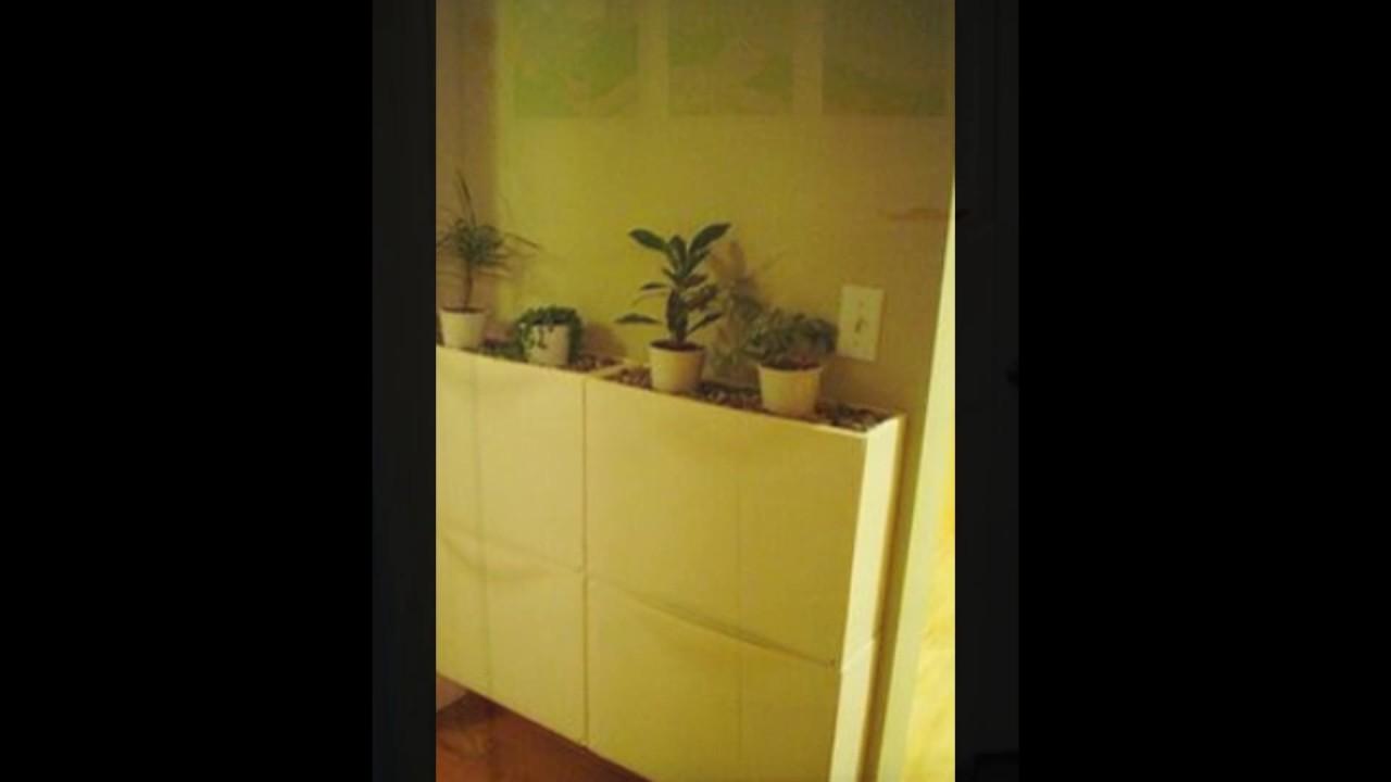 Ikea Trones Shoe Cabinets