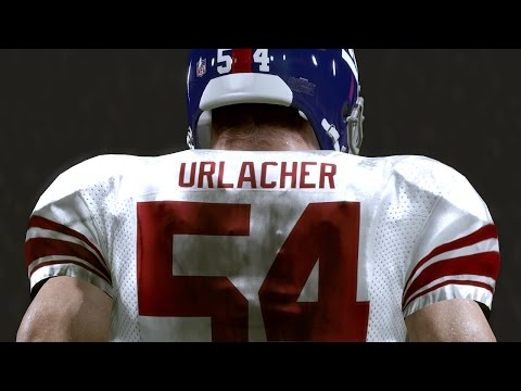 SCARY 7 FOOT TALL 99 OVERALL PLAYER! HUGE GLITCH Brian Urlacher! Madden 17 Ultimate Team Gameplay