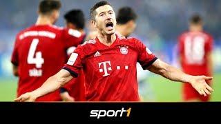 Lewandowski wünscht sich Weltstars beim FC Bayern | SPORT1 - TRANSFERMARKT