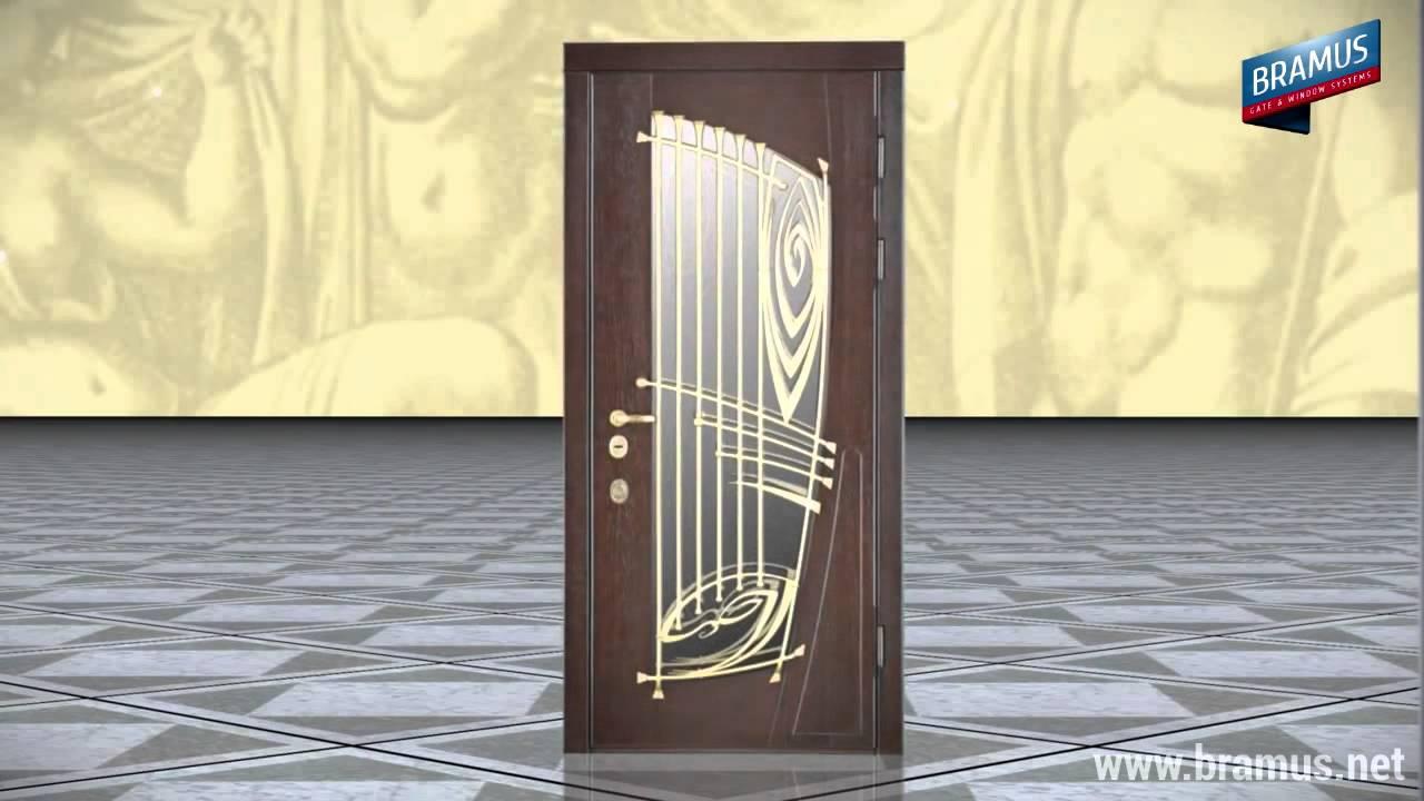 """Бронированные двери Компании """"Брамус"""""""