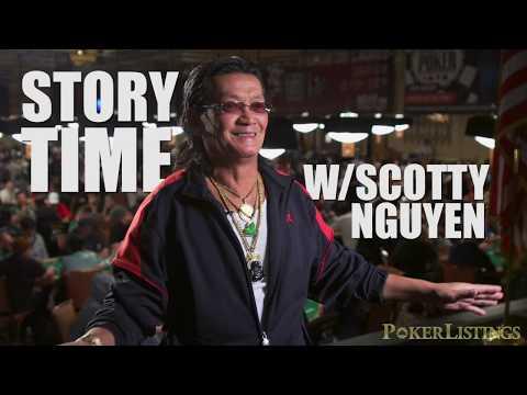 How the Legend Began Scotty Nguyen's Unbelievable Poker Origin Story