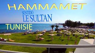 "TUNISIA TRAVEL - Sentido ""Le sultan""  Hammamet  2018"