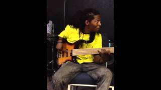 Johnny Lewis bass solo