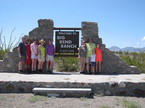 Big Bend National Park June 2015