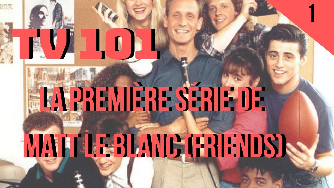 TV 101, une série oubliée !